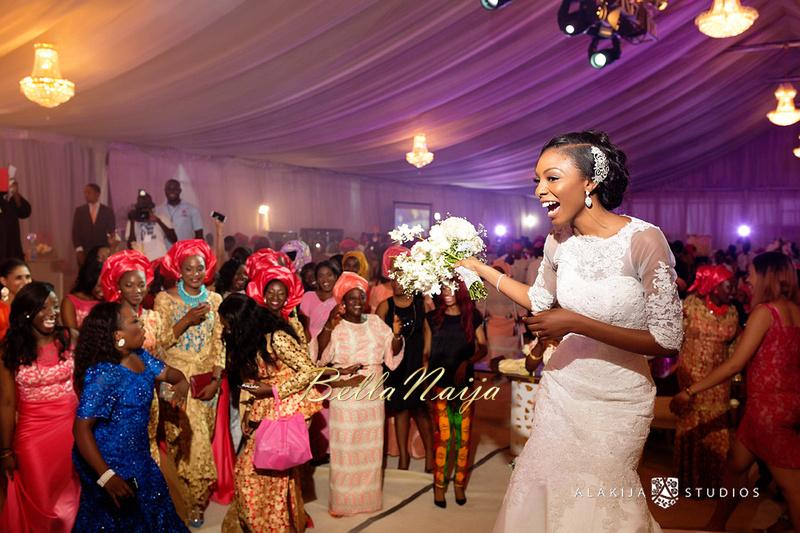 Bee and Kabir's Abuja Wedding | Alakija Studios | Oaken Events | BellaNaija Weddings 2015.143