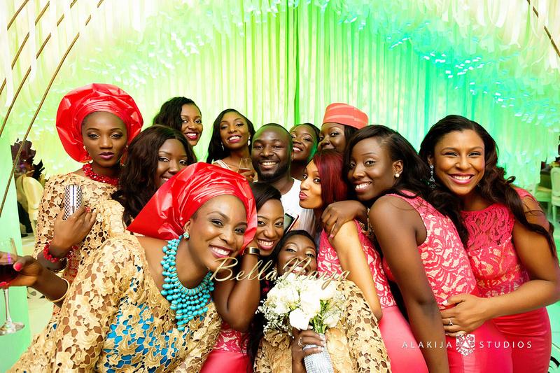 Bee and Kabir's Abuja Wedding | Alakija Studios | Oaken Events | BellaNaija Weddings 2015.156