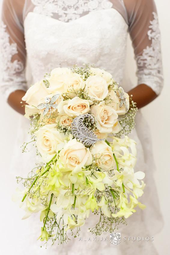 Bee and Kabir's Abuja Wedding | Alakija Studios | Oaken Events | BellaNaija Weddings 2015.16