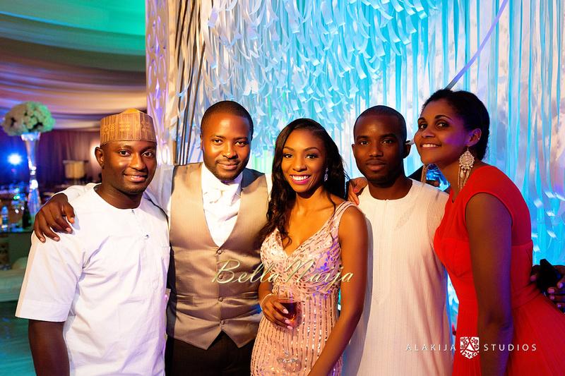 Bee and Kabir's Abuja Wedding | Alakija Studios | Oaken Events | BellaNaija Weddings 2015.160