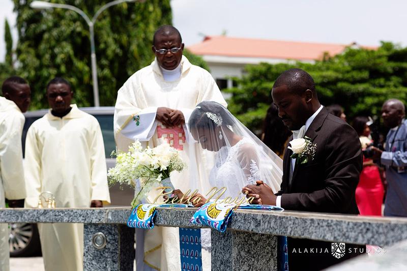 Bee and Kabir's Abuja Wedding | Alakija Studios | Oaken Events | BellaNaija Weddings 2015.32