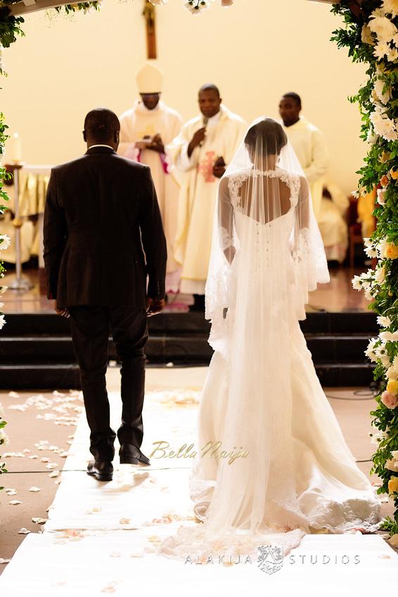 Bee and Kabir's Abuja Wedding | Alakija Studios | Oaken Events | BellaNaija Weddings 2015.39