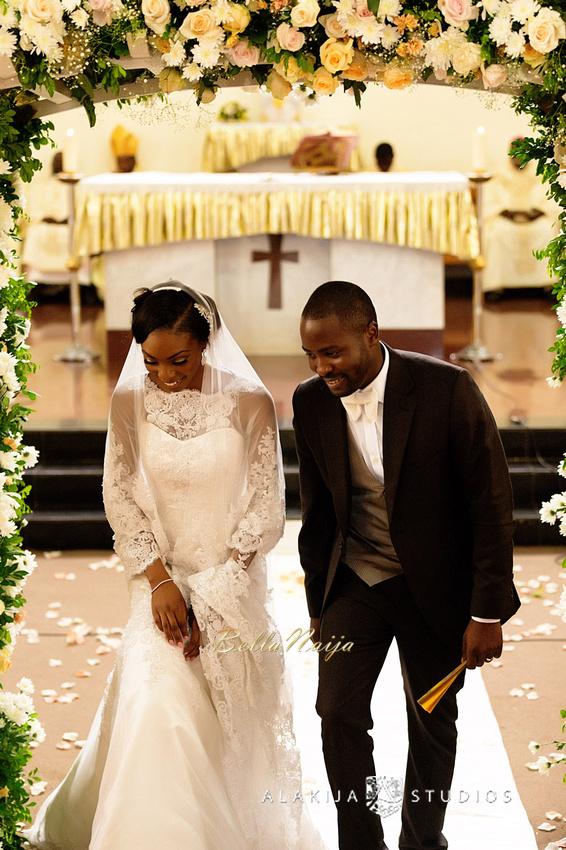 Bee and Kabir's Abuja Wedding | Alakija Studios | Oaken Events | BellaNaija Weddings 2015.43