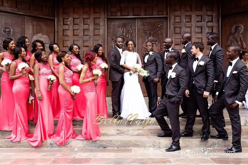 Bee and Kabir's Abuja Wedding | Alakija Studios | Oaken Events | BellaNaija Weddings 2015.58 (1)