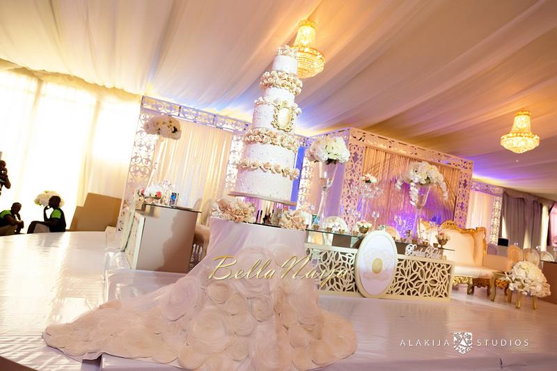 Bee and Kabir's Abuja Wedding | Alakija Studios | Oaken Events | BellaNaija Weddings 2015.69aaa
