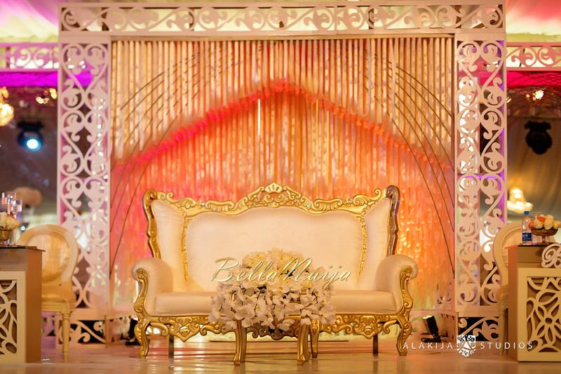 Bee and Kabir's Abuja Wedding | Alakija Studios | Oaken Events | BellaNaija Weddings 2015.70a