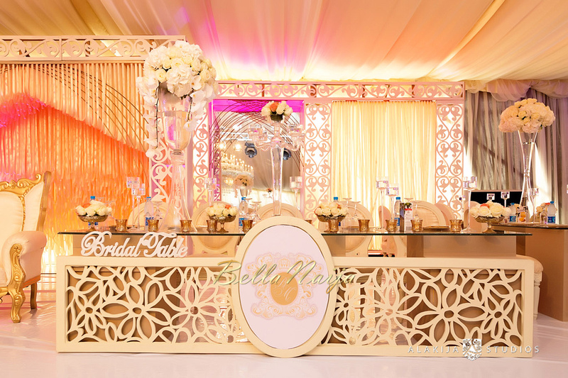 Bee and Kabir's Abuja Wedding | Alakija Studios | Oaken Events | BellaNaija Weddings 2015.71