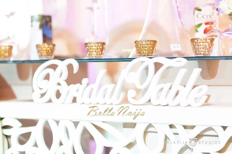 Bee and Kabir's Abuja Wedding | Alakija Studios | Oaken Events | BellaNaija Weddings 2015.73a