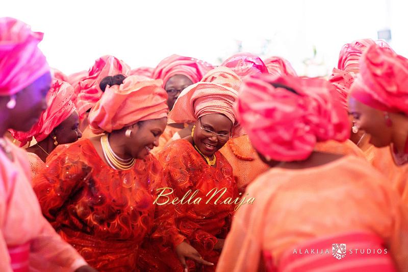Bee and Kabir's Abuja Wedding | Alakija Studios | Oaken Events | BellaNaija Weddings 2015.80a