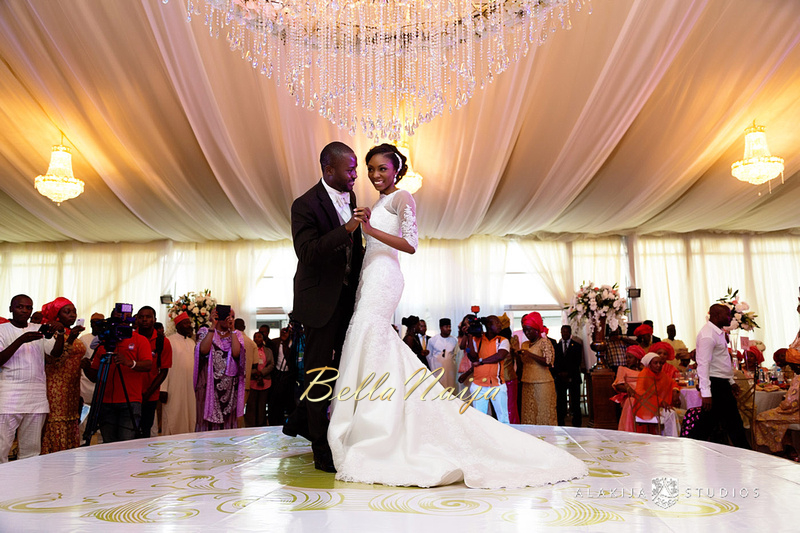 Bee and Kabir's Abuja Wedding | Alakija Studios | Oaken Events | BellaNaija Weddings 2015.99