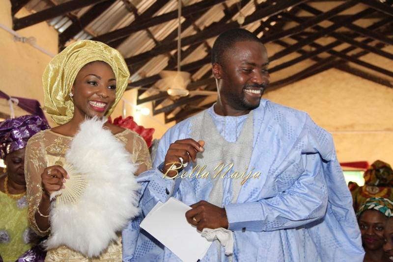Bee and Kabir's Traditional Wedding in Yola, Adamawa State, Nigeria | BellaNaija Weddings 2015.10