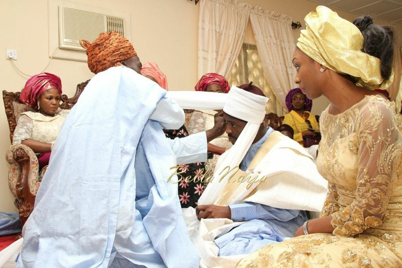 Bee and Kabir's Traditional Wedding in Yola, Adamawa State, Nigeria | BellaNaija Weddings 2015.15