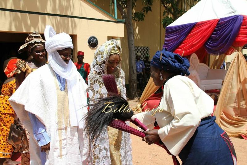 Bee and Kabir's Traditional Wedding in Yola, Adamawa State, Nigeria | BellaNaija Weddings 2015.17