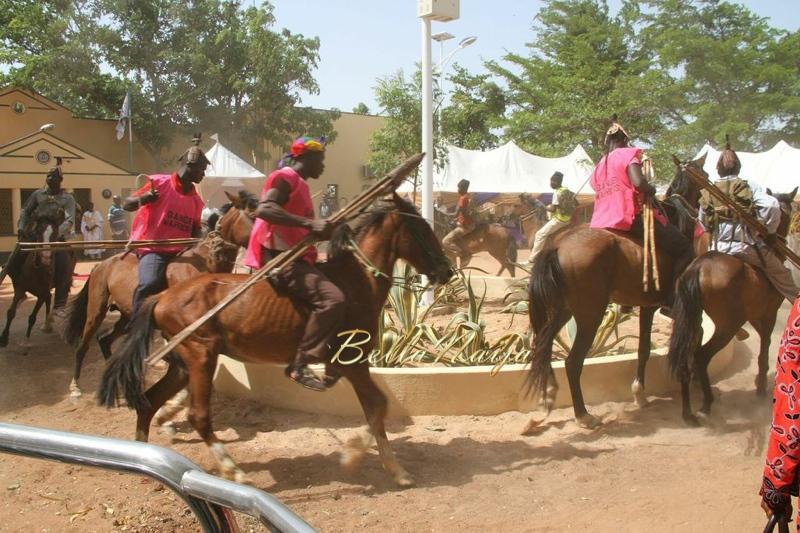 Bee and Kabir's Traditional Wedding in Yola, Adamawa State, Nigeria | BellaNaija Weddings 2015.2