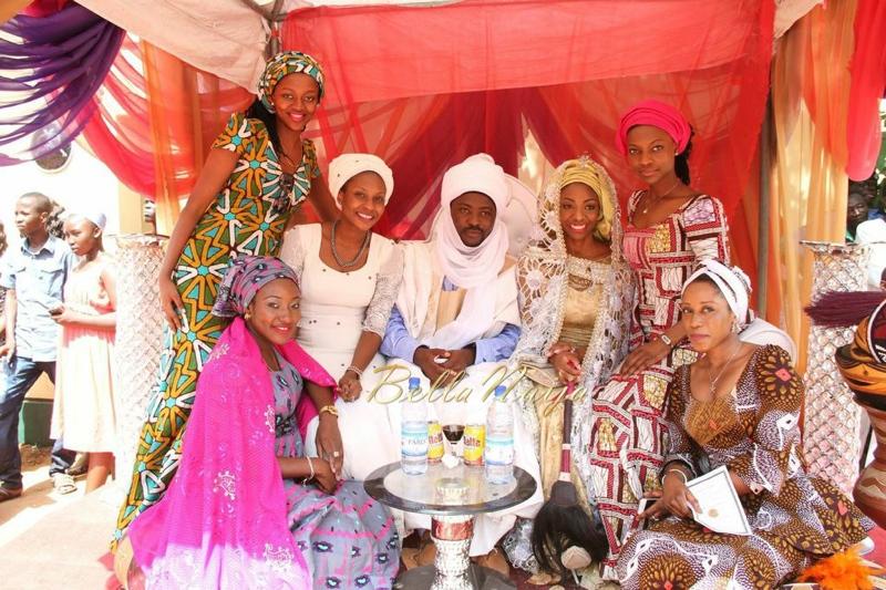 Bee and Kabir's Traditional Wedding in Yola, Adamawa State, Nigeria | BellaNaija Weddings 2015.26