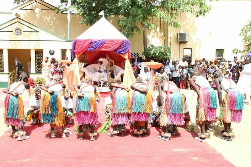 Bee and Kabir's Traditional Wedding in Yola, Adamawa State, Nigeria | BellaNaija Weddings 2015.29