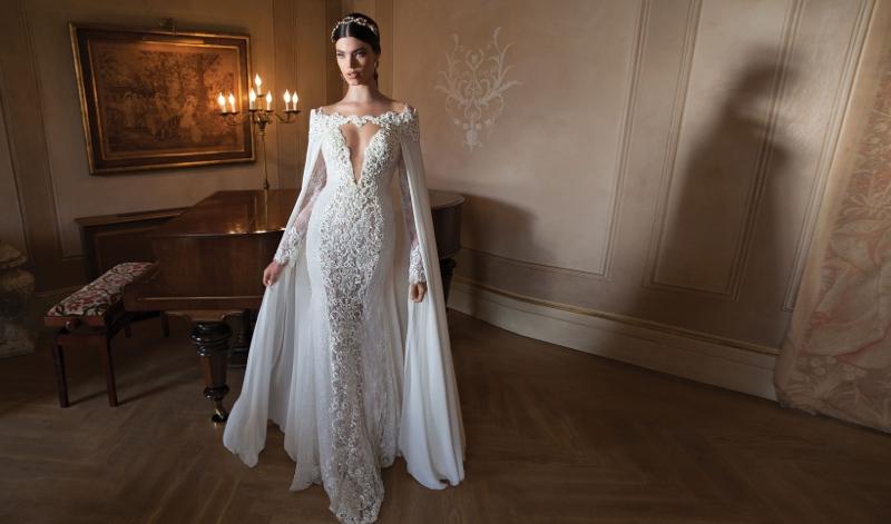 Berta Bridal 2015 Summer Collection | BellaNaija 017