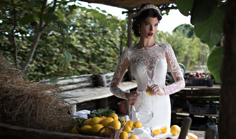 Berta Bridal 2015 Summer Collection | BellaNaija 043