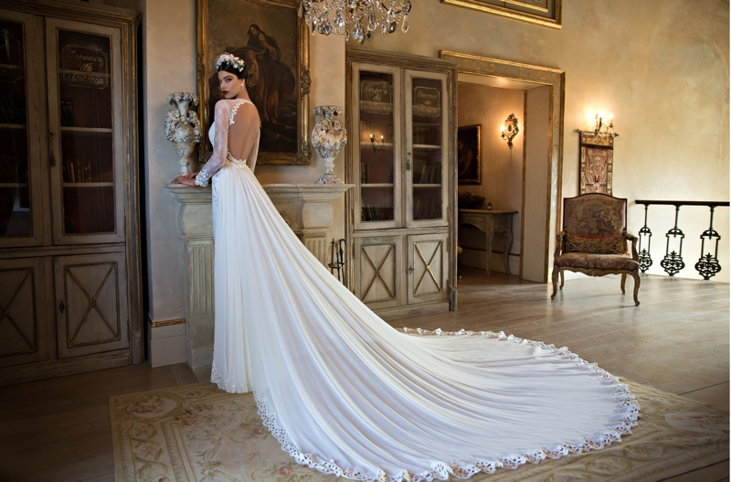 Berta Bridal 2015 Summer Collection | BellaNaija 052