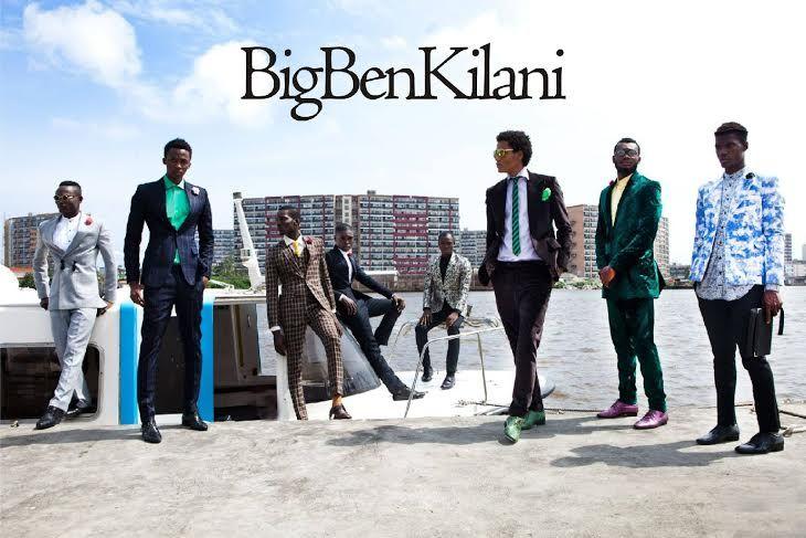 Big Ben Kilani Urban Independence Collection - Bellanaija - January2015006