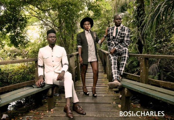 Bosi&Charles The New Age Collection Lookbook - BellaNaija - January2015