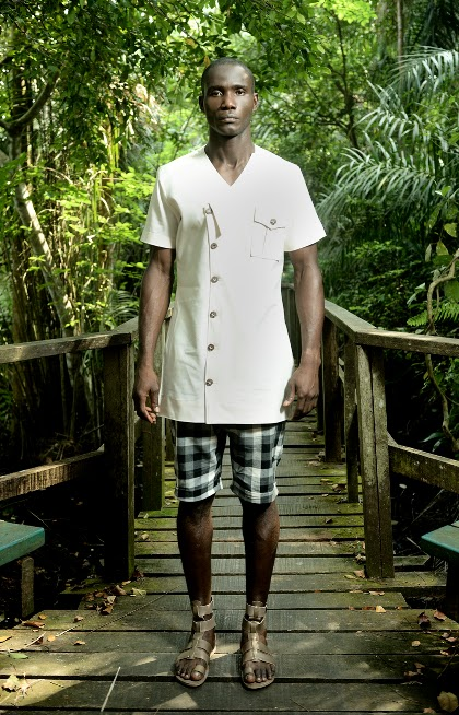 Bosi&Charles The New Age Collection Lookbook - BellaNaija - January20150013
