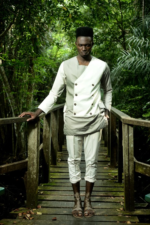Bosi&Charles The New Age Collection Lookbook - BellaNaija - January2015002
