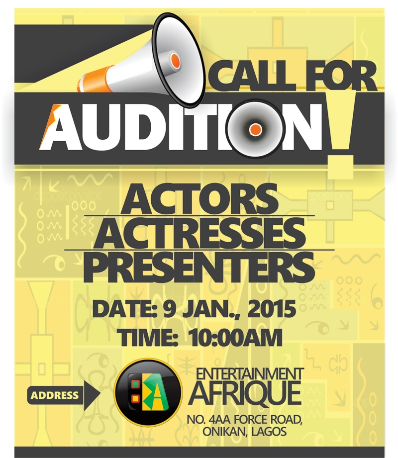 CALL FOR AUDITION4