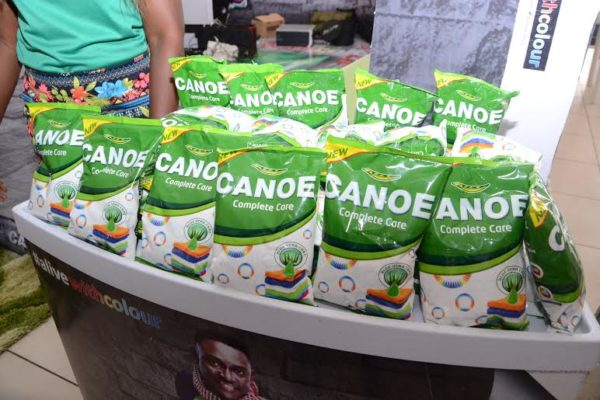 Canoe Detergent Alive with Colour Campaign Launch - BellaNaija - January 2015