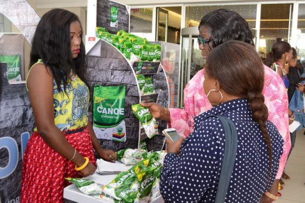 Canoe Detergent Alive with Colour Campaign Launch - BellaNaija - January 2015002