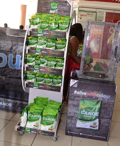 Canoe Detergent Alive with Colour Campaign Launch - BellaNaija - January 2015003