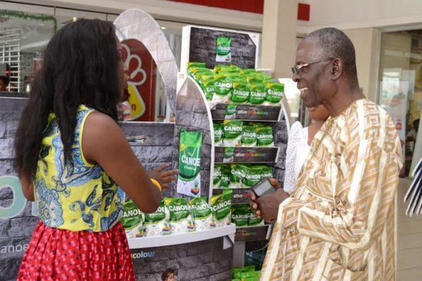Canoe Detergent Alive with Colour Campaign Launch - BellaNaija - January 2015004