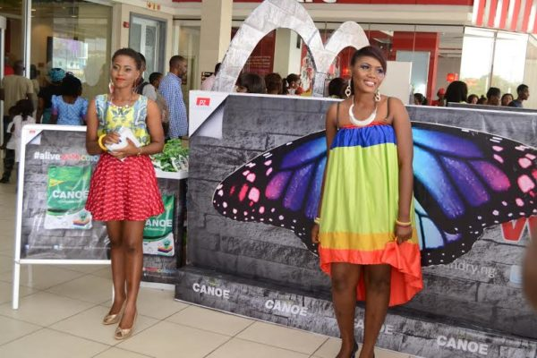 Canoe Detergent Alive with Colour Campaign Launch - BellaNaija - January 2015007