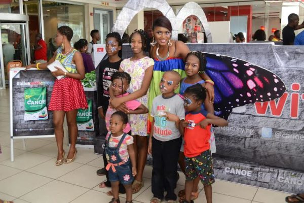 Canoe Detergent Alive with Colour Campaign Launch - BellaNaija - January 2015008