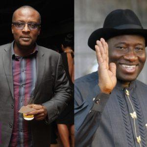 Charles Novia Goodluck Jonathan