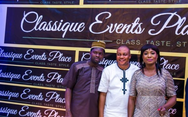 Classique Events Place Opening - Bellanaija - January2015008