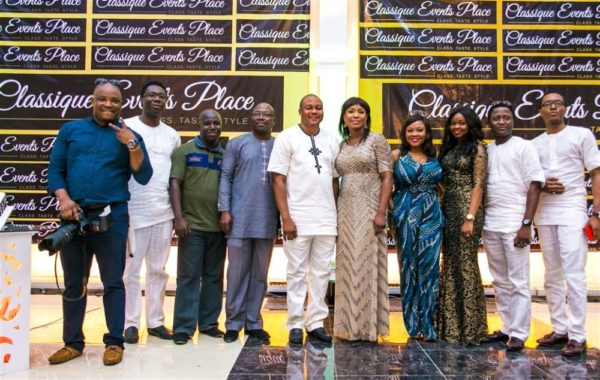 Classique Events Place Opening - Bellanaija - January2015036