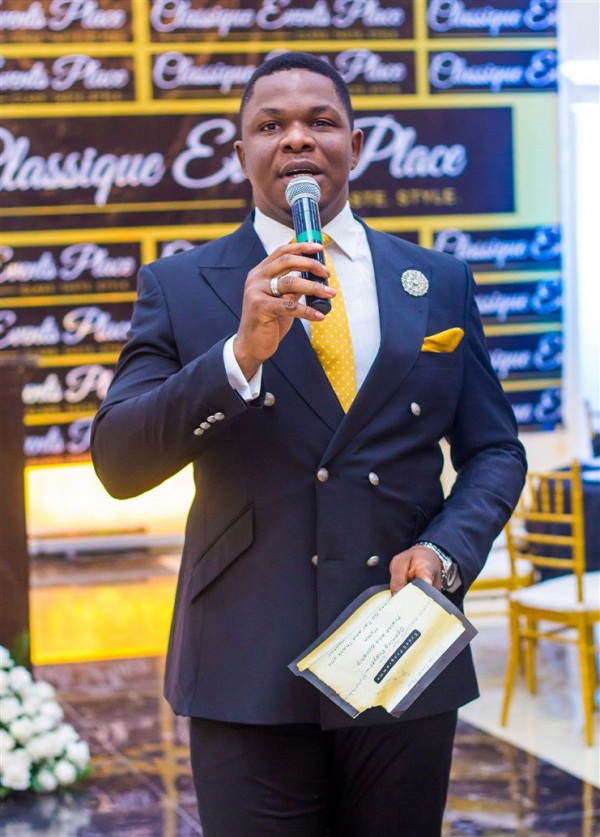 Classique Events Place Opening - Bellanaija - January2015095