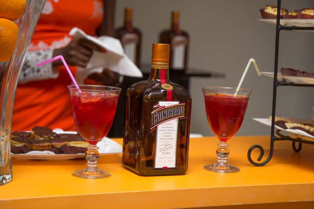 Cointreau hosts T'Yanna Spa & Salon's Christmas Party - Bellanaija - January2015008