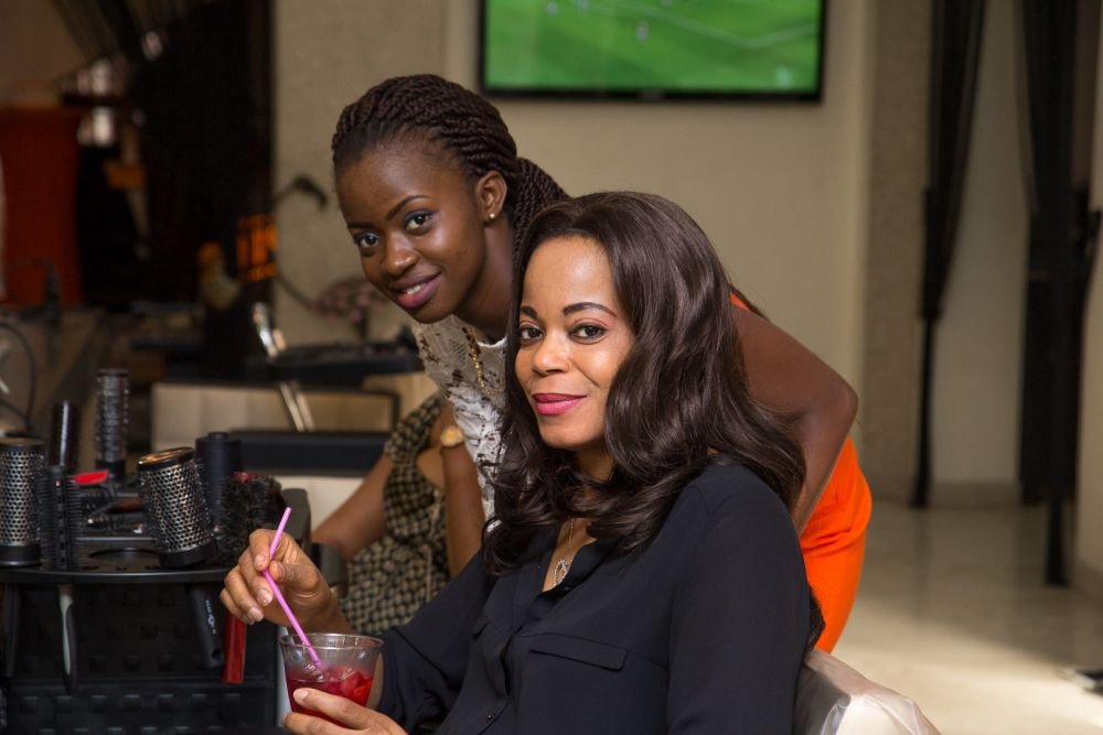 Cointreau hosts T'Yanna Spa & Salon's Christmas Party - Bellanaija - January2015009