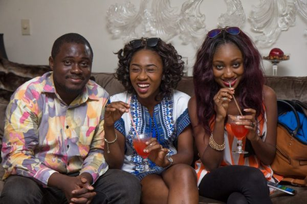 Cointreau hosts T'Yanna Spa & Salon's Christmas Party - Bellanaija - January2015011