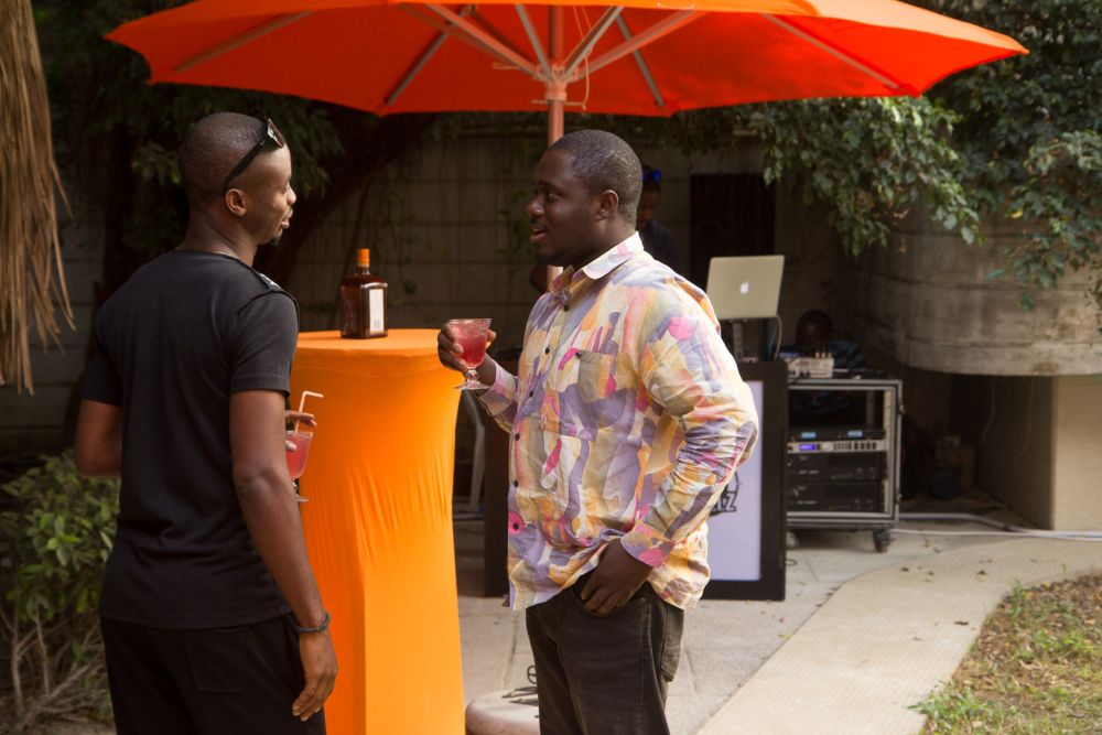 Cointreau hosts T'Yanna Spa & Salon's Christmas Party - Bellanaija - January2015014