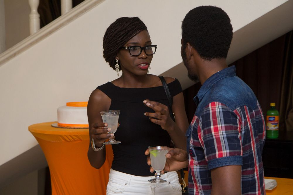 Cointreau hosts T'Yanna Spa & Salon's Christmas Party - Bellanaija - January2015017