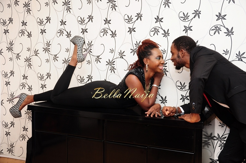 Cool FM OAP Shine Begho & Seth Pre-Wedding Shoot | Januray 2015 | BellaNaija10