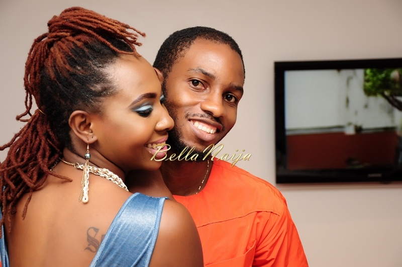 Cool FM OAP Shine Begho & Seth Pre-Wedding Shoot | Januray 2015 | BellaNaija13