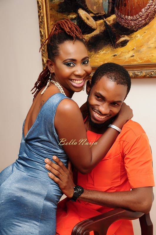 Cool FM OAP Shine Begho & Seth Pre-Wedding Shoot | Januray 2015 | BellaNaija15