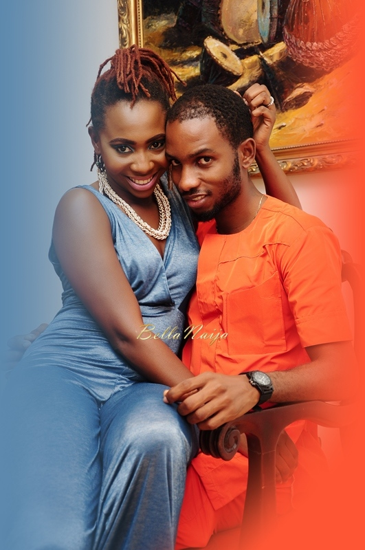 Cool FM OAP Shine Begho & Seth Pre-Wedding Shoot | Januray 2015 | BellaNaija16