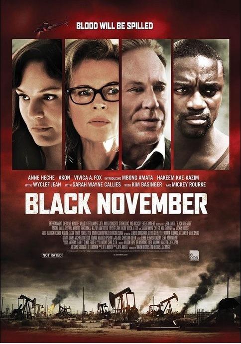 Black November [DVDRiP] [MULTI]