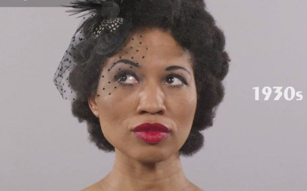 From 1920s Vintage Curl To 1990s Box Braids! Go Through