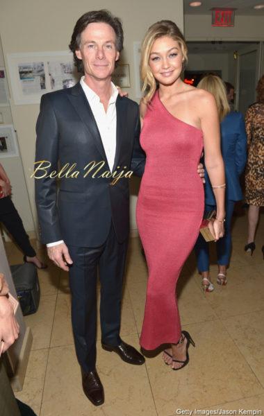 Gigi Hadid & Paul Turcotte